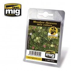MEADOW FLOWERS MIX COLORS A.MIG-8460