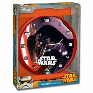 Reloj De Pared Star Wars – Darth Vader (24cm)