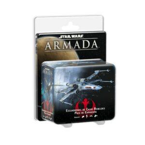 Star Wars Armada: Escuadrones De Cazas Rebeldes