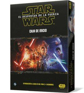 Star Wars: El Despertar De La Fuerza – Caja De Inicio