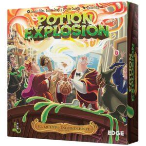 PV – Potion Explosion: El Quinto Ingrediente – 31/12/21