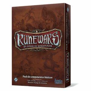Runewars: Pack De Componentes Basicos