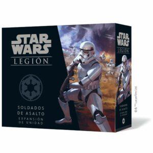 Star Wars Legion: Soldados De Asalto