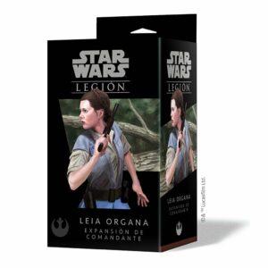 Star Wars Legion: Leia Organa
