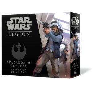 Star Wars Legion: Soldados De La Flota