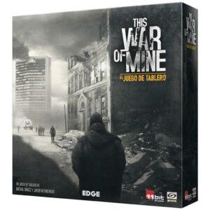 PV – This War Of Mine: El Juego De Tablero – 30/10/2021