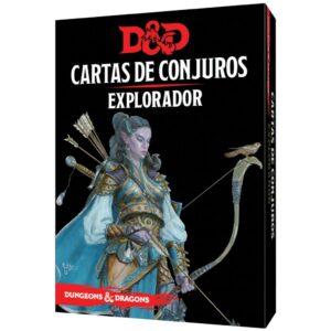 D & D: Cartas De Conjuro – Explorador