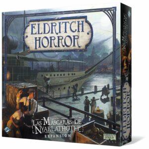 Eldritch Horror: Las Mascaras De Nyarlathotep