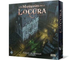 PV – Mansiones De La Locura 2ª Ed: Calles De Arkham – 24/09