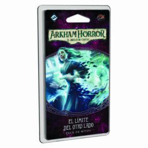 Arkham Horror LCG: El Limite Del Otro Lado