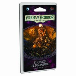 Arkham Horror LCG: El Corazon De Los Ancianos