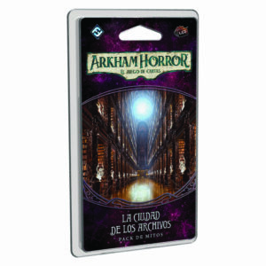 Arkham Horror LCG: La Ciudad De Los Archivos