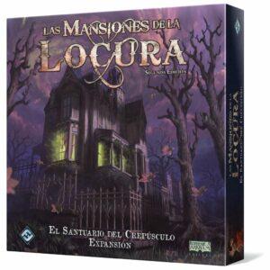 PV–Mansiones De La Locura: Santuario Del Crepúsculo 24/9/21