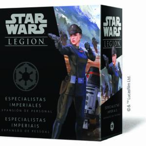 Star Wars Legion: Especialistas Imperiales