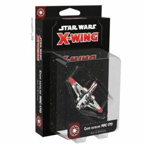 Star Wars X-Wing 2.0: Caza Estelar ARC-170