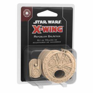 SW X-Wing 2.0: Selectores De Maniobras (República Galáctica)