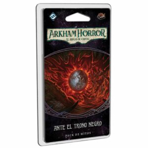 Arkham Horror LCG: Ante El Trono Negro