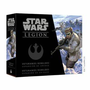 Star Wars Legion: Veteranos Rebeldes