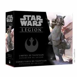 Star Wars Legion: Jinetes De Tauntaun