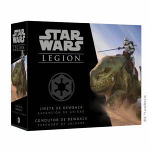 Star Wars Legion: Jinetes De Dewback