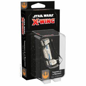 Star Wars X-Wing 2.0: Transporte De La Resistencia