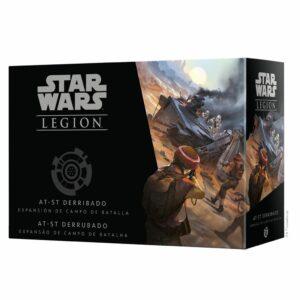 Star Wars Legion: AT-ST Derribado