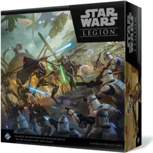 Star Wars Legion: Las Guerras Clon (Castellano)