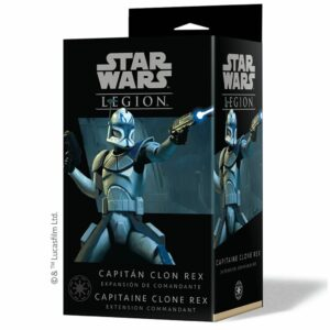 Star Wars Legion: Capitan Clon Rex