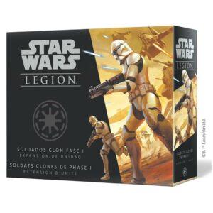Star Wars Legion: Soldados Clon Fase I
