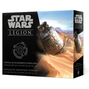 Star Wars Legion: Capsula De Salvamento Estrellada