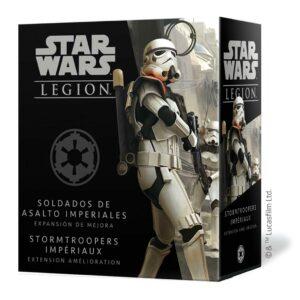 Star Wars Legion: Soldados De Asalto Imperiales