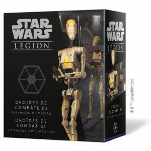 SW Legion: Droides De Combate B1 – Expansion De Mejora
