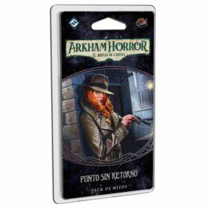 Arkham Horror LCG: Punto Sin Retorno