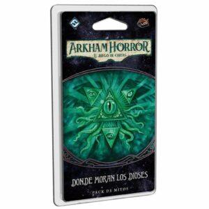 Arkham Horror LCG: Donde Moran Los Dioses