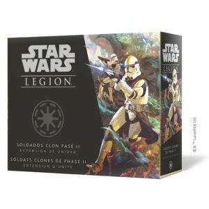 Star Wars Legion: Soldados Clon Fase II