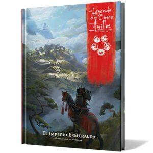 La Leyenda De Los 5 Anillos (Rol): El Imperio Esmeralda