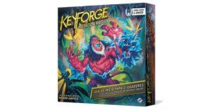 Keyforge: Mutación Masiva Caja De Inicio Para 2 Jugadores