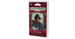 Arkham Horror LCG: Stella Clark Mazo De Investigador