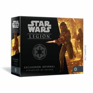 Star Wars Legion: Escuadrón Infernal