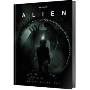 Preventa – Alien: El Juego De Rol – Lanzamiento 30/07/2021