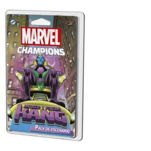 Marvel Champions LCG: Antiguo Y Futuro Kang