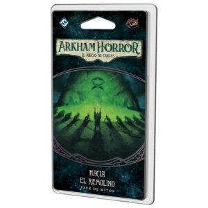 Arkham Horror LCG: Hacia El Remolino