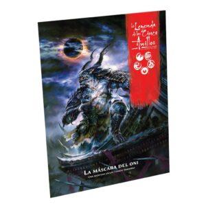 La Leyenda De Los 5 Anillos (Rol): La Máscara Del Oni