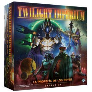 Twilight Imperium Cuarta Edición – La Profecía De Los Reyes