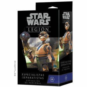 Star Wars Legion: Especialistas Separatistas