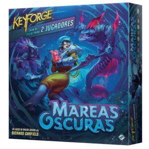 KeyForge: Mareas Oscuras Caja De Inicio
