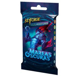 KeyForge: Mareas Oscuras (Caja De 12 Barajas)
