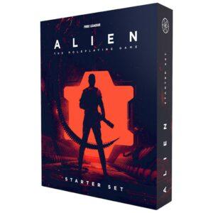 Preventa – Alien: El Juego De Rol Caja De Inicio