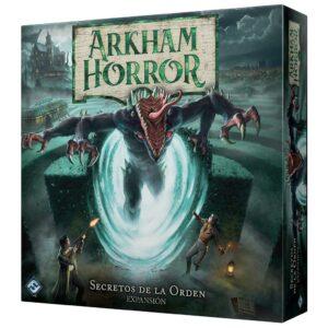 Preventa – Arkham Horror: Secretos De La Orden
