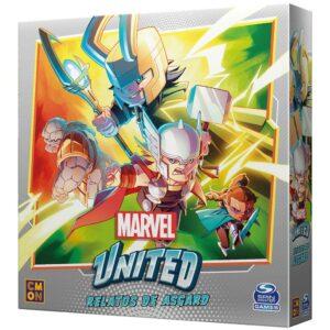 PV – Marvel United: Relatos De Asgard – 30/09/21